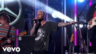 Download Maroon 5 - What Lovers Do (Jimmy Kimmel Live!/2018) Video
