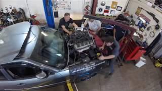 Download Magnum RT Hemi Engine Swap! The TimeLapse Tech Video