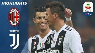 Download Milan 0-2 Juventus | Ronaldo And Mandžukić Stun San Siro | Serie A Video