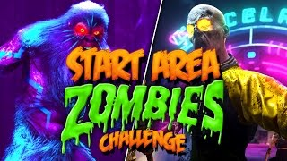 Download Ultimate Start Area Challenge (Call of Duty Zombies: Infinite Warfare Video