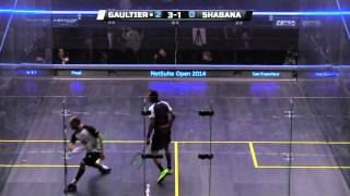 Download Squash : 2014 Netsuite Open - Final Roundup - Gaultier v Shabana Video