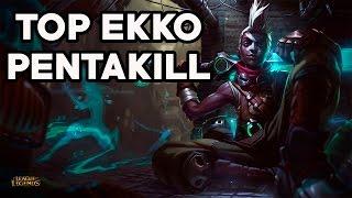 Download TOP 5 Ekko Pentakills Video