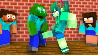 Download Monster School: Girls vs Boys - Full Series | Minecraft Animation Video