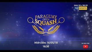Download Paraguay Open Squah - Semifinales Video