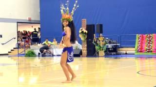 Download Hura Tahiti 2015 Overall Round - Melanie Video
