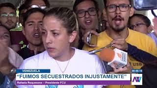 Download Rafaela Requesens ofrece detalles de su detención Video