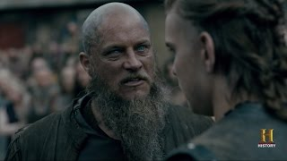 Download Ragnar's Speech ''Who wants to be King ?'' Season 4 Video