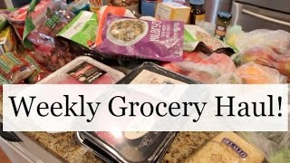 Download Grocery Haul | Target, Sprouts, Kroger Video