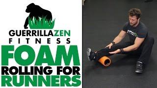 Download Foam Rolling For Runners | Calves, Vastus Lateralis, Hamstrings, TFL Video