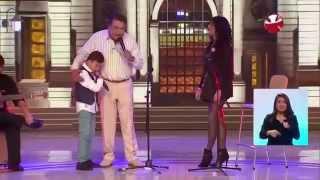 Download Adrián Martín Vega en el teatro Teletón ,Chile primera presentación Video