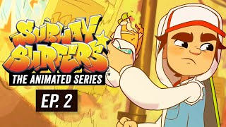 Download Subway Surfers The Animated Series - Episode 2 - Busted Video