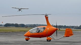Download Aircraft Profile: Calidus Autogyro Video