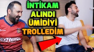 Download ÜMİDİYE EFSANE ŞAKA! | 11 ÜMİDİ VS 11 SESEGEL Video