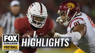 Download Stanford vs USC | FOX COLLEGE FOOTBALL HIGHLIGHTS Video