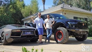 Download Visiting Salomondrin's Garage and Raptor S Test Drive! Video