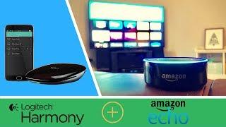 Download Harmony Hub + Amazon Echo UPDATE Video