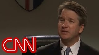 Download Kavanaugh's 2015 joke resurfaces Video