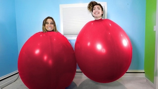 Download Giant Balloon Challenge! Video