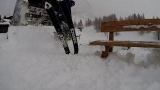 Download Glacier and Backyard Shredding Video