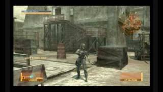 Download MGO characters and skills Video