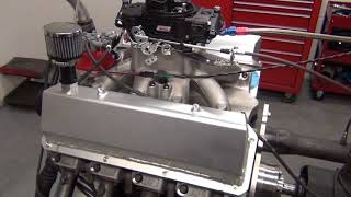 Download 427 SBF Clevor Pump Gas Engine build By CNC-Motorsports Video