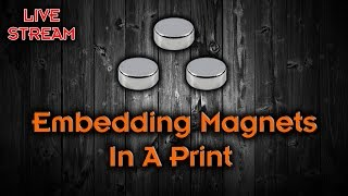Download Embedding Magnets Inside A Print Video