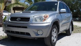Download 2005 Toyota Rav 4 Video