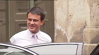 Download New French Prime Minister Manuel Valls: popular and tough on crime Video