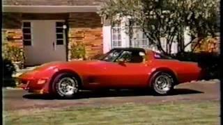 Download 1982 Corvette Commercial Video