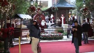 Download Decoração de Natal do shopping center Iguatemi 2010 [HD] Video