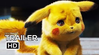 Download POKEMON: DETECTIVE PIKACHU Official Trailer (2019) Ryan Reynolds, Live Action Movie HD Video