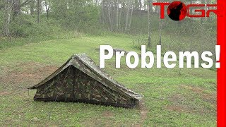 Download DON'T BUY - Military Tent Failure! - Dutch Special Forces 2 Man Tent Video