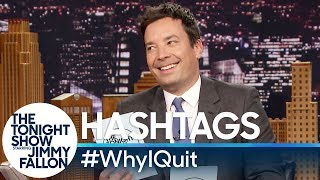 Download Hashtags: #WhyIQuit Video