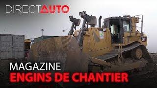 Download Engins de chantier : des travaux XXL - DIRECT AUTO Video