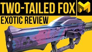 Download Destiny 2 Forsaken: Two-Tailed Fox Exotic Review Video
