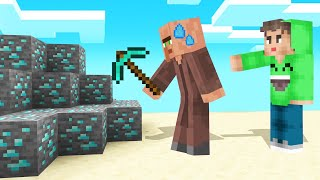 Download I STOLE My Friends BUTLER And MADE Him My MINER! (Minecraft Troll) Video