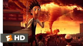 Download Cloudy with a Chance of Meatballs - Spaghetti Tornado Scene (4/10) | Movieclips Video