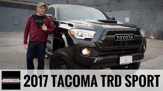 Download 2017 Toyota Tacoma TRD Sport 4x4 Custom - LOYALTOYOTA Video