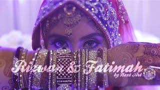 Download INDIAN MUSLIM WEDDING (Kuala Lumpur, MALAYSIA) : Rizwan + Fatimah by NEXT ART Video