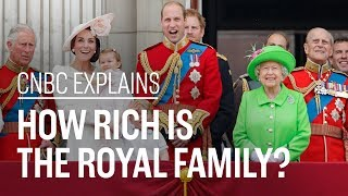 Download How rich is the royal family? | CNBC Explains Video