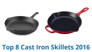 Download 8 Best Cast Iron Skillets 2016 Video