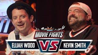 Download Kevin Smith vs Elijah Wood! - CELEBRITY MOVIE FIGHTS LIVE! Video