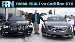 Download BMW 750Li vs Cadillac CT6 | TestDrive Showdown Video