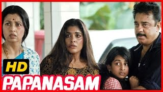Download Papanasam | Police investigation Scene | Police enquiry Scene | Kamal Haasan | Goutami Video