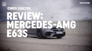 Download REVIEW: Mercedes-AMG E63S, the 604bhp super-saloon Video