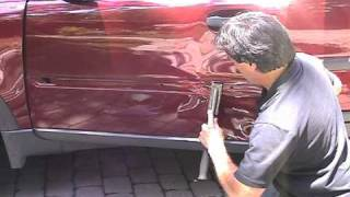 Download Extreme Paintless dent removal training Volvo Xc90 Video