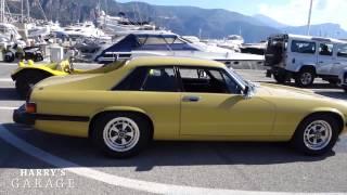 Download Jaguar XJS V12 drive to Monaco review Video