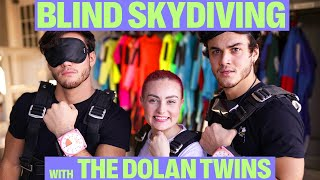 Download Blindfolded Skydiving w/ The Dolan Twins! Video