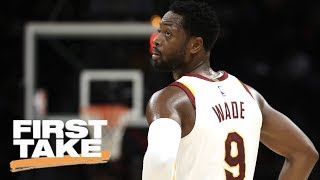 Download Stephen A. Smith reacts to Dwyane Wade asking to come off the bench for Cavs | First Take | ESPN Video