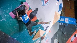 Download Adam Ondra: Road to Tokyo #10: Moscow Roller Coaster / Bouldering World Cup Moscow 13-14 April 2019 Video